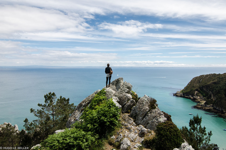 Road trip en Bretagne : cap de la Chèvre, Crozon