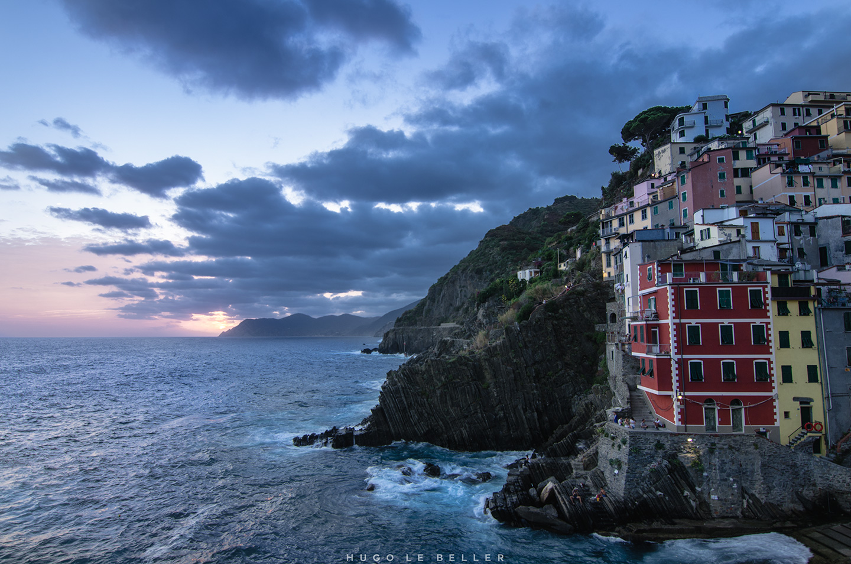 Road trip en Italie : Riomaggiore à Cinque Terre