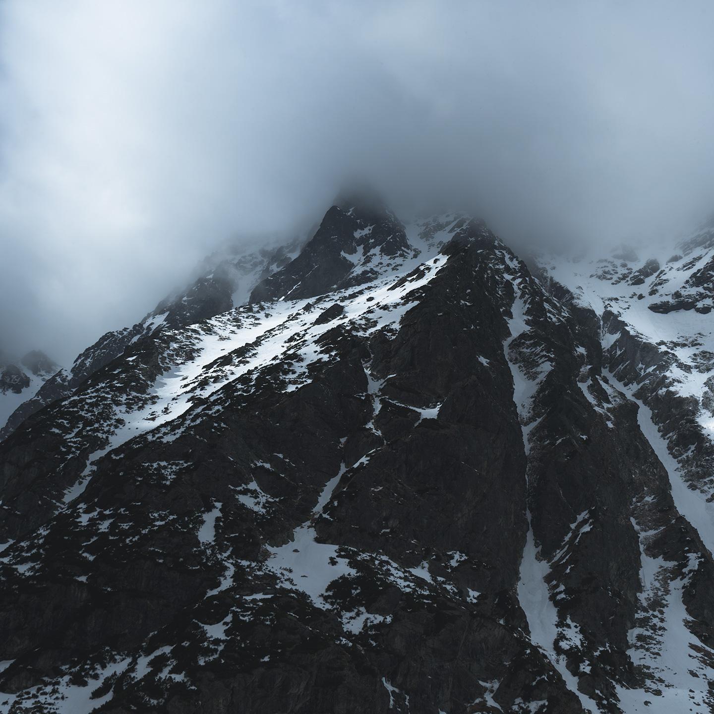 Hautes Tatras en Slovaquie
