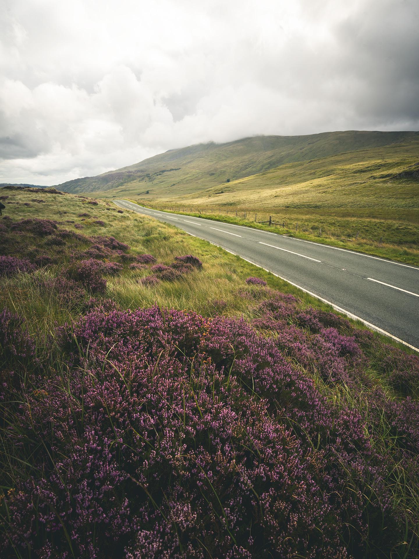 Snowdonia route