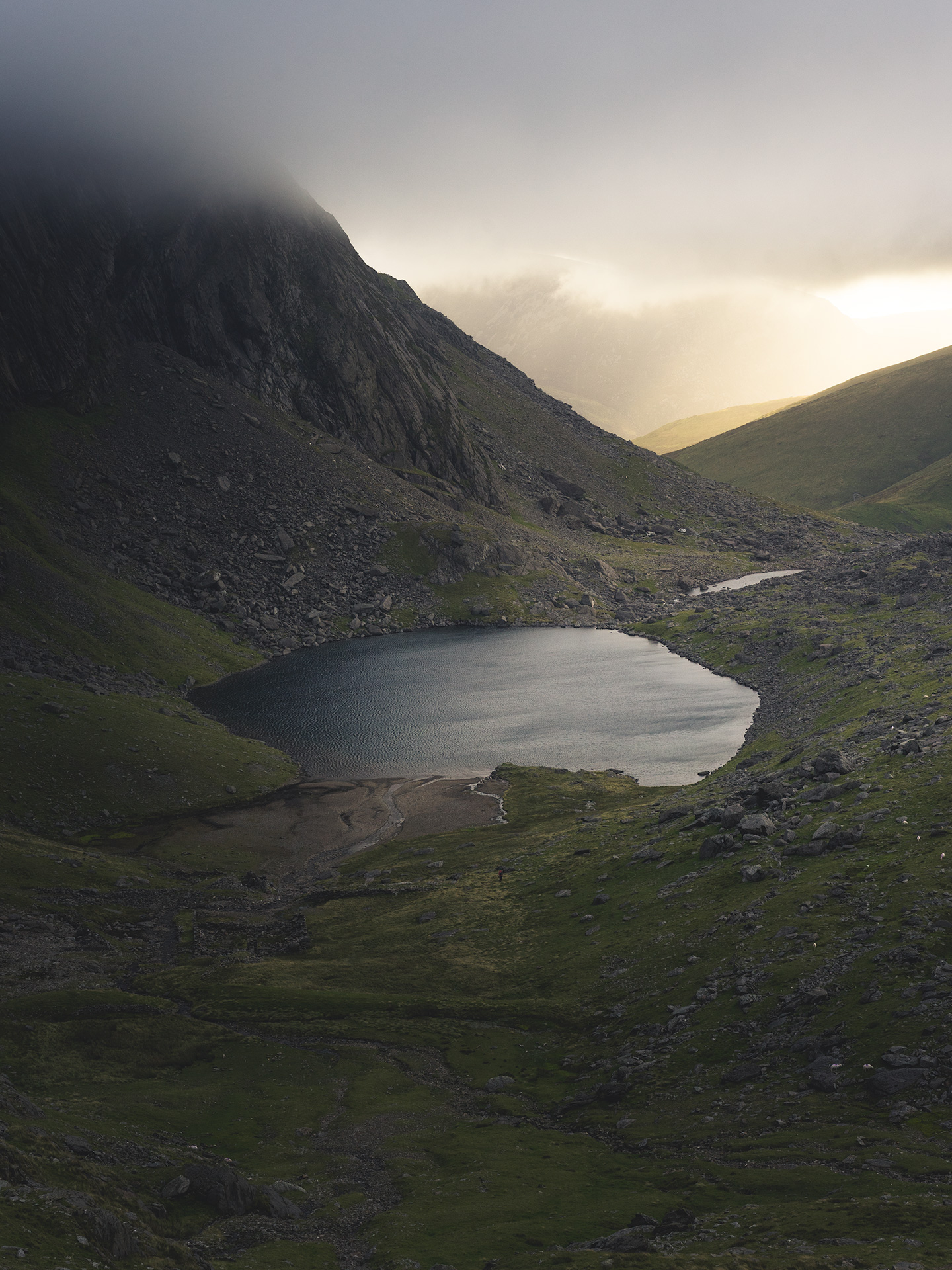 lac Snowdonia