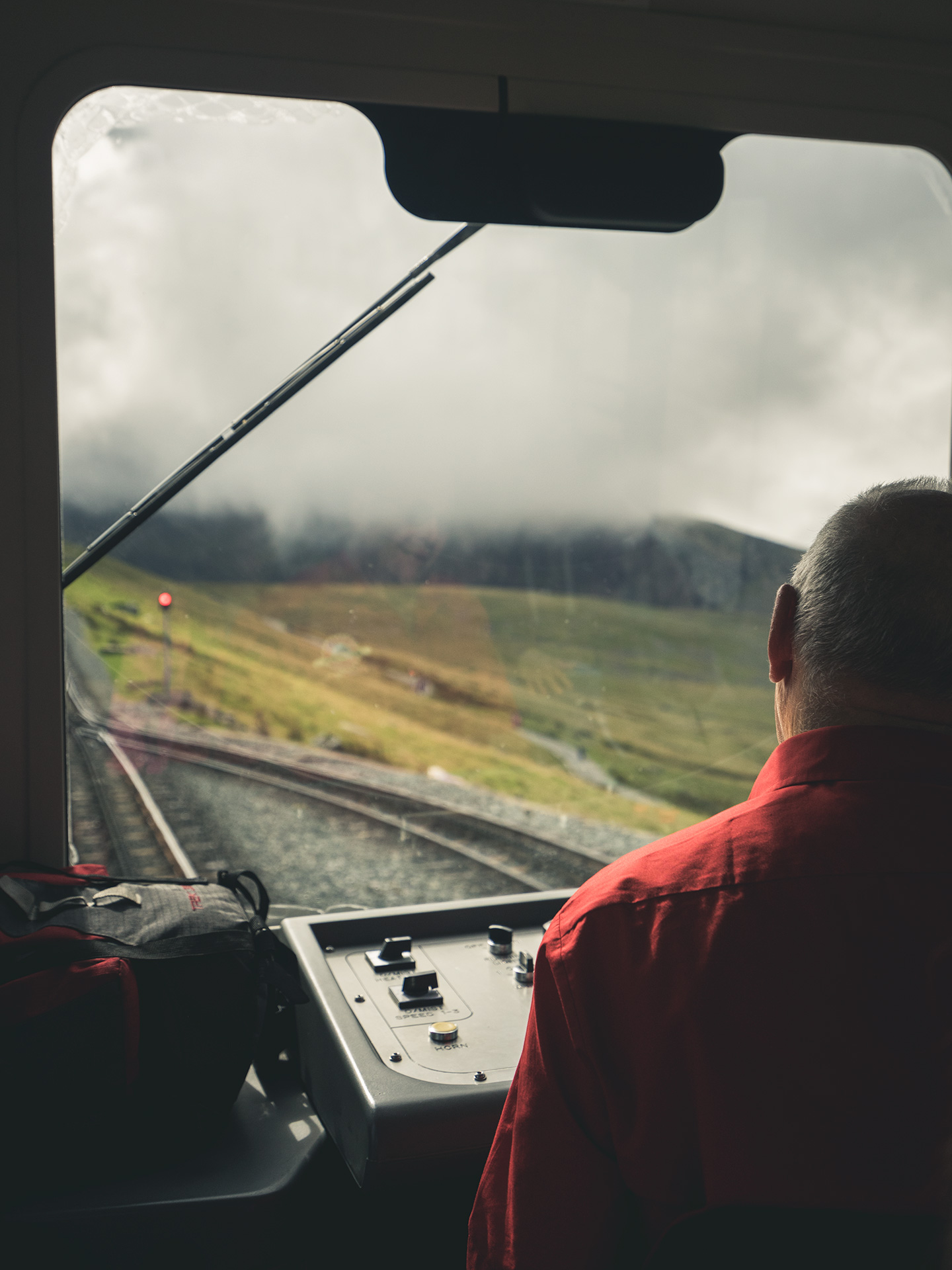 Train Snowdonia